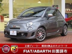 アバルト 595C の中古車 ツーリズモ 東京都世田谷区 169.9万円