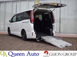トヨタ ノア 2.0 X ウェルキャブ スロープタイプII サードシート付 電動ウインチ LEDヘッドライト