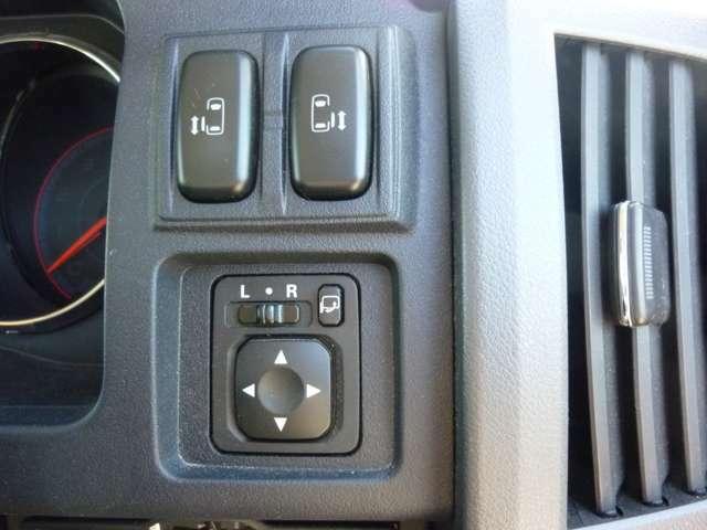 左右スライドドアスイッチ  及びドアミラー用スイッチ