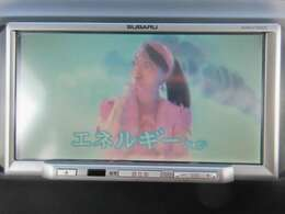 ☆スバル純正OP~ナビゲーション/地デジTV付きでお買い得!☆使いやすく画質もキレイなオプションナビです。