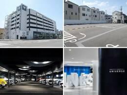 広々とした駐車場をご用意してお待ちしております。展示場には300台以上のバリエーション豊かな在庫をご用意。メーカー問わず比較していただけます。