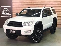 トヨタ ハイラックスサーフ 3.4 SSR-X 4WD リフトアップ 各所セミグロスブラック塗装