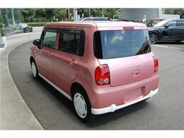 お買得車ラパンまたまた入荷しました・ストラーダナビ&TV・シートヒーター・プッシュスタート・詳細はHP(http://auto-panther.com/default.php)をご覧下さい!