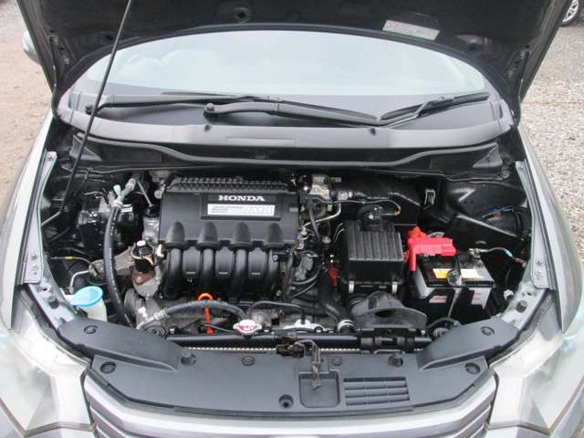 しっかりと整備していますのでエンジンも好調。現車確認も大歓迎です。お気軽にご相談ください。