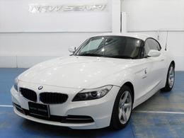 BMW Z4 sドライブ 23i ハイラインパッケージ 白本革/ナビテレビ/電動オープン