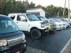軽自動車からコンパクトカー・セダン・ミニバン・1BOXと豊富にラインナップしております☆