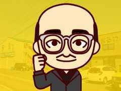 当社代表の和田です。車の事なら私達にお任せください。フルサポートで対応します!
