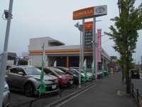 トヨタ新大阪販売ホールディングス(株) U-Car高槻店/トヨタカローラ新大阪(株)
