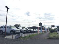 お店は、茨城県かすみがうら市の国道6号線沿いにございます。