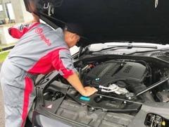 どんなに安いお車でも納車前にしっかりと洗車してからお渡しています!