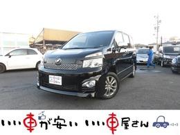 トヨタ ヴォクシー 2.0 ZS 煌II 禁煙 SDナビ Bカメラ ETC