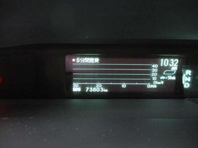 走行距離は、約74,000kmです。
