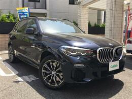 BMW X5 xドライブ 35d Mスポーツ ドライビング ダイナミクス パッケージ 4WD 4WD 本革シート