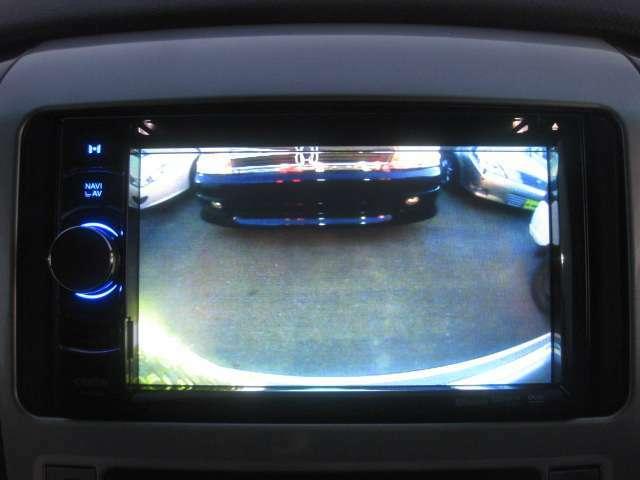 Bプラン画像:付いていると便利なバックカメラ☆車庫入れ、縦列駐車もラクラクです♪この機会にぜひお勧めのアイテムです!