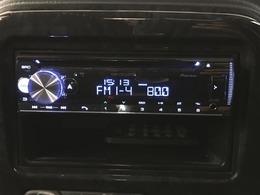 社外製オーディオになります。(CD/BT/AUX/USB)