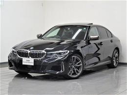BMW 3シリーズ M340i xドライブ 4WD ブラックレザー ガラスサンルーフ