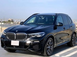 BMW X5 xドライブ 35d Mスポーツ ドライビング ダイナミクス パッケージ 4WD プラスPKG 黒革 パノラマSR エアサス