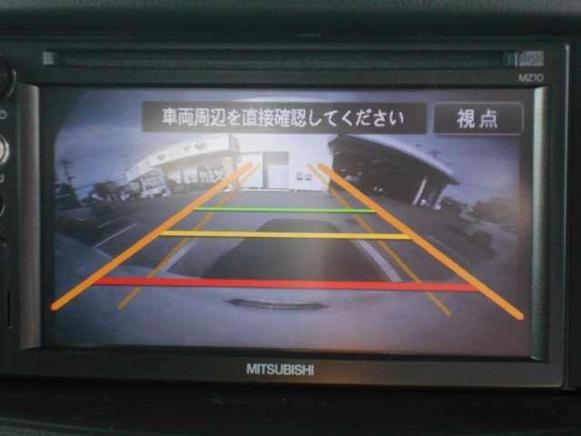 ☆★Bカメラつき☆★狭い駐車場も楽になる優れもの!!後ろの障害物にすぐ気づけます☆