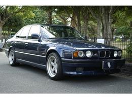 BMW 5シリーズ 535i フルエアロ SR 黒革シート 左ハンドル