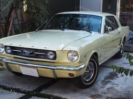 フォード マスタング 2ドアセダン4.7L289 記録簿/禁煙車/ワンオーナー