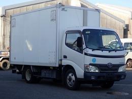 トヨタ トヨエース 冷蔵冷凍車 (設定+3℃/+35℃) 2000kg積 XZU338 ディーゼル4.0L AT車 パワーゲート