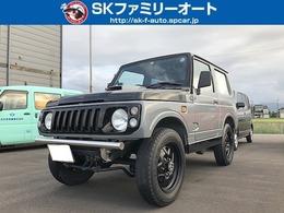 スズキ ジムニー 660 XS 4WD エアコン AT車