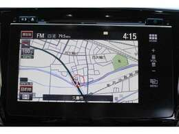 純正メモリーナビ搭載車!!ナビ起動までの時間と地図検索する速度が最大の魅力で、初めての道でも安心・快適なドライブをサポートします!