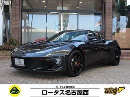 ロータス エヴォーラ GT410 2×2 ブラック鍛造AW