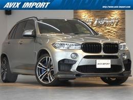 BMW X5 M 4.4 4WD 赤革 インテリS 全周C Rエンター 21AW 禁煙