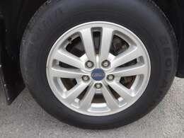 タイヤはジオランダー2018年製です。