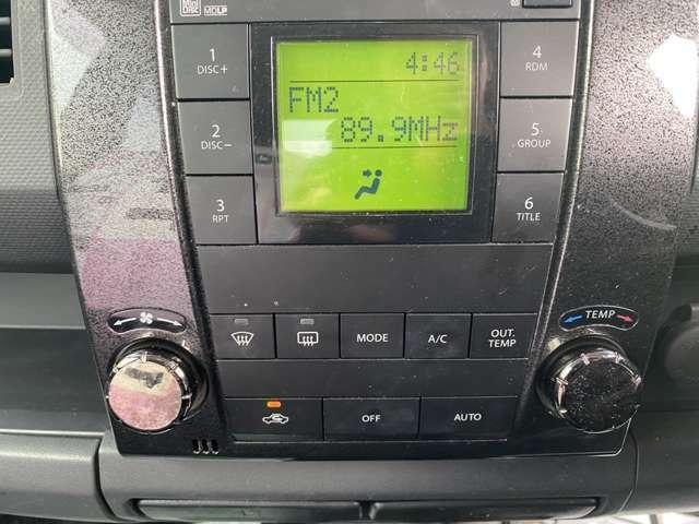 エアコンも問題なく効いています!
