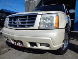 キャデラック エスカレード 6.0 4WD ESV ロング 1ナンバー 20AW 地デジ ナビ ETC BOSE サンルーフ