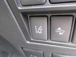 ■トヨタセーフティセンス■車両・歩行者などを検知し、ブレーキを自動でかけてくれます!万が一の時に助けてくれますよ!