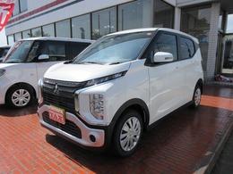 三菱 eKクロス 660 M LEDライト ナビTV 届出済未使用車