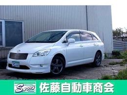 トヨタ マークXジオ 2.4 240G 4WD エアロパーツ ナビ 地デジ