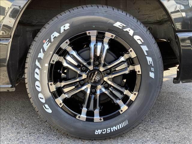 バトルシップII16AW タイヤはグッドイヤー ナスカが装備されております!