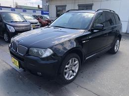 BMW X3 3.0si 4WD