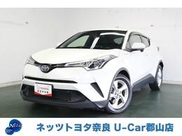 トヨタ C-HR ハイブリッド 1.8 S TOYOTA認定中古車