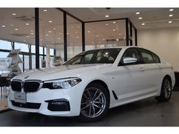 BMW 5シリーズ 523d xドライブ Mスピリット ディーゼルターボ 4WD 弊社デモカーACC 地デジTV HUD 4WD HUD