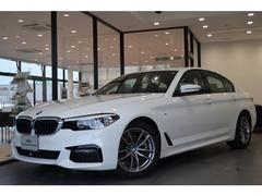 BMW 5シリーズ セダン の中古車 523d xドライブ Mスピリット ディーゼルターボ 4WD 兵庫県加古川市 463.0万円