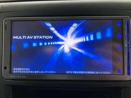 【純正HDDナビ】音楽をHDDに記録できるミュージックサーバーやフルセグTVの視聴も可能です☆高性能&多機能ナビでドライブも快適ですよ☆