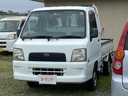 スバル サンバートラック 660 TBプロフェッショナル 三方開 4WD 5速MT車・A/C・PS・運転席エアバック