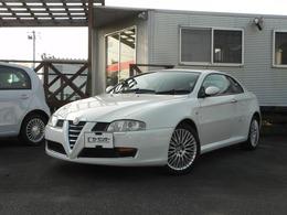 アルファ ロメオ アルファGT 2.0JTSセレスピード ホワイトエディション 特別仕様車キセノンタイヤ新品ETC