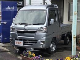 ダイハツ ハイゼットトラック 660 ジャンボ SAIIIt 3方開 4WD LEDヘッドライト ナビ フルセグTV ドラレコ