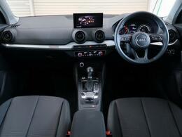 ・SUVの特長である周囲を見渡すことのできる高いアイポイント