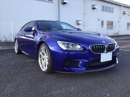 BMW M6 グランクーペ 4.4 HYPER FORGED 21inc