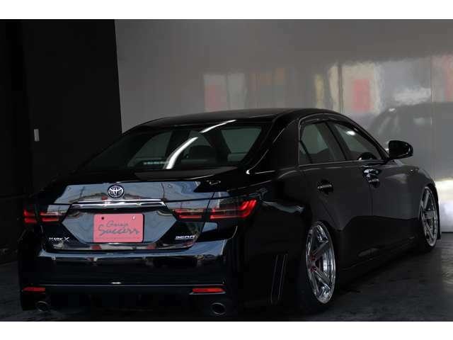 ●誰が見てもかっこいい車作りを目指します。お車の事なら、何でもお気軽にご相談下さい!各ドレスアップ系ホイール・タイヤ等のご注文も承ってお