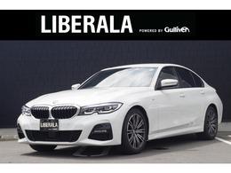 BMW 3シリーズ 320d xドライブ Mスポーツ ディーゼルターボ 4WD コンフォートPKG 黒半革 ACC 電動トランク