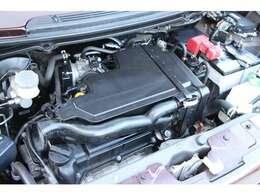 まだまだこれからのエンジンです!!メンテナンスもよかったので納車後も安心ですね。