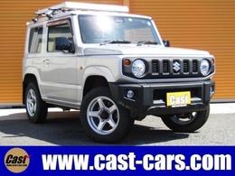 スズキ ジムニー 660 XL スズキ セーフティ サポート 装着車 4WD ターボ/5速MT/禁煙/衝突軽減/スマートキー